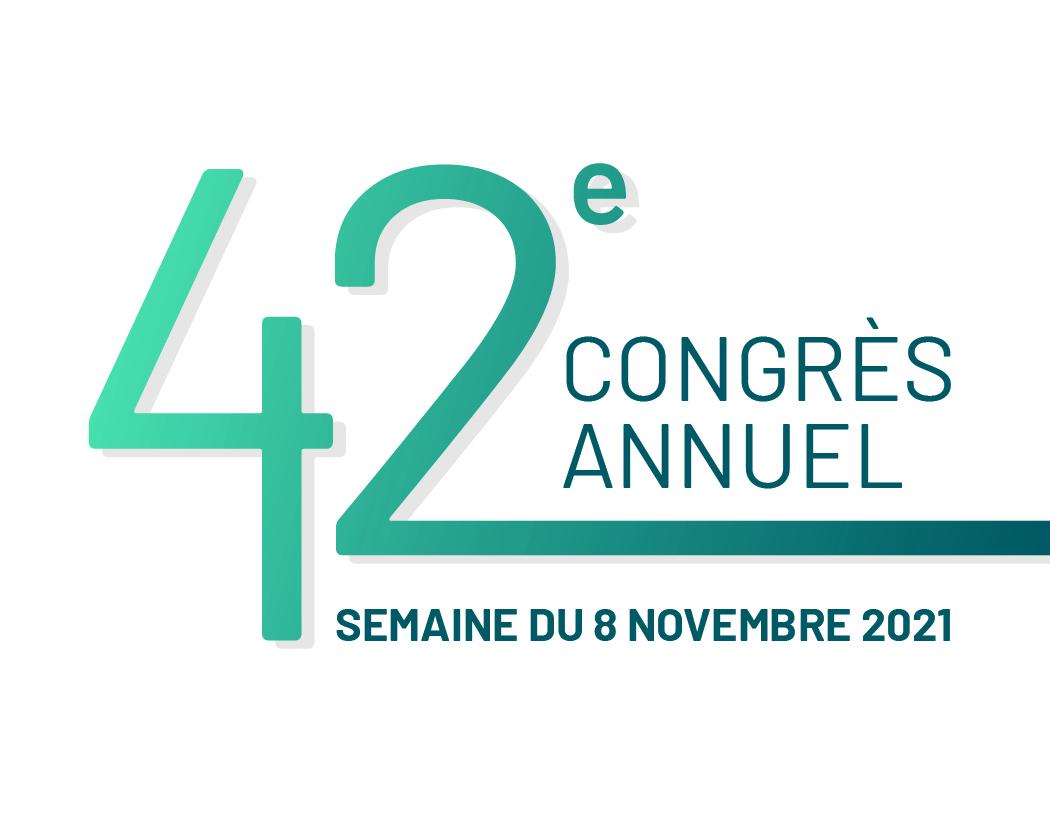 42<sup>e</sup> Congrès annuel de l'AFDICQ