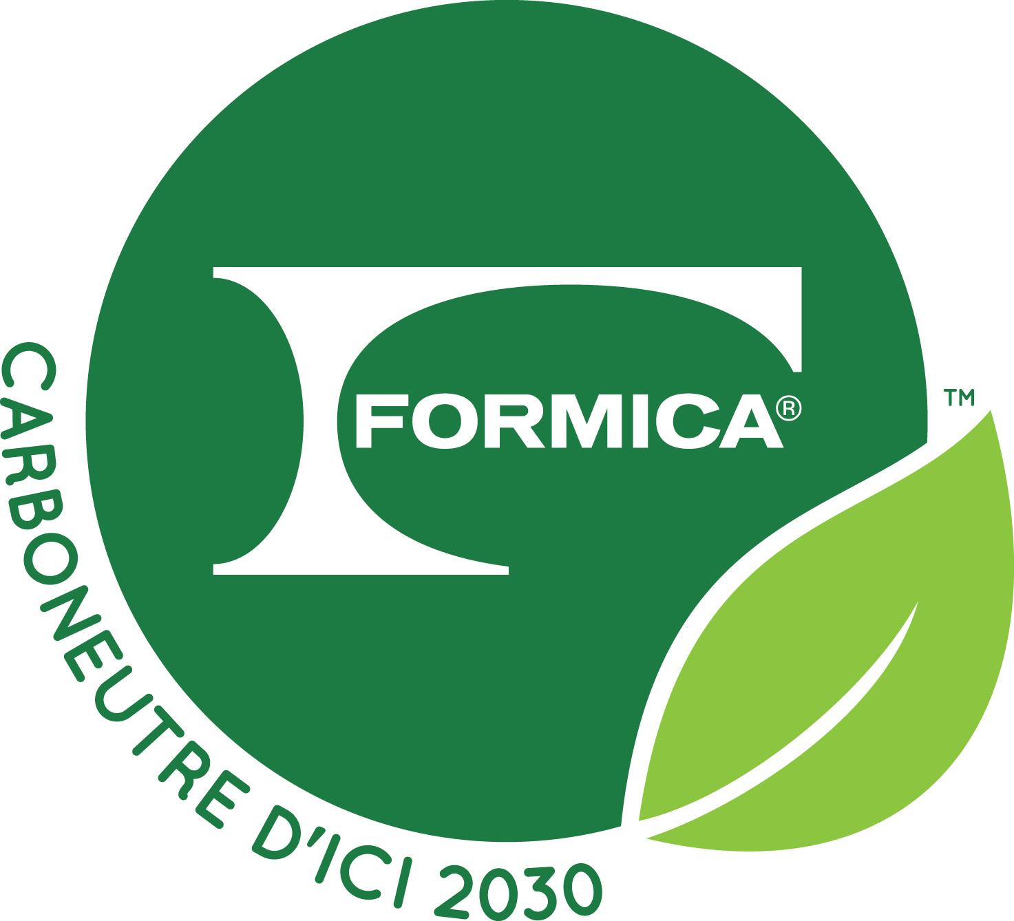 Formica® : en route vers la carboneutralité